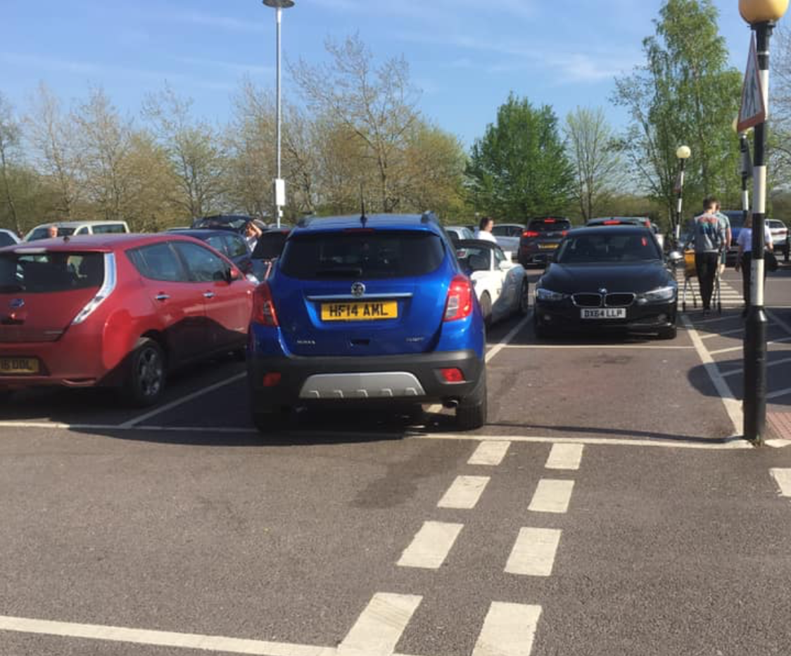 Car parking April 2019