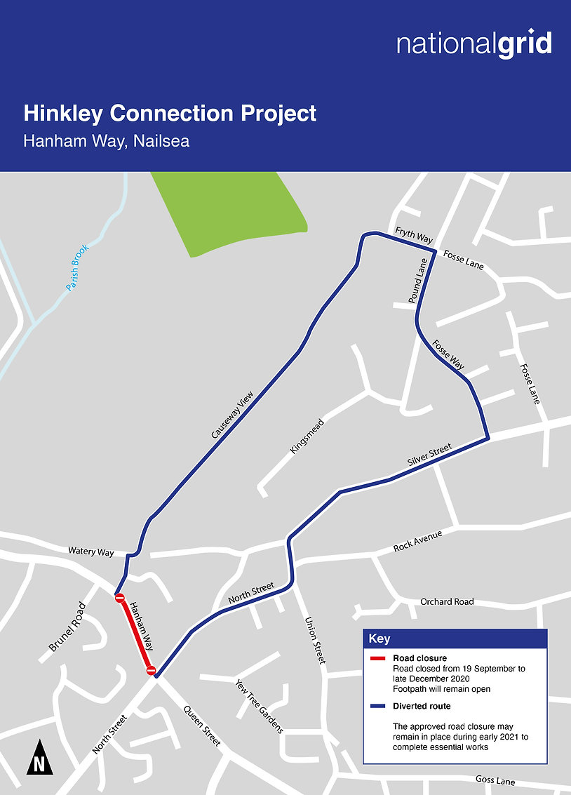 Hanham Way closure and diversion map.jpg