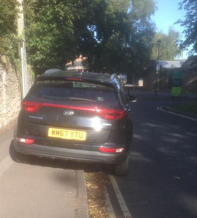 Car parking August 2019