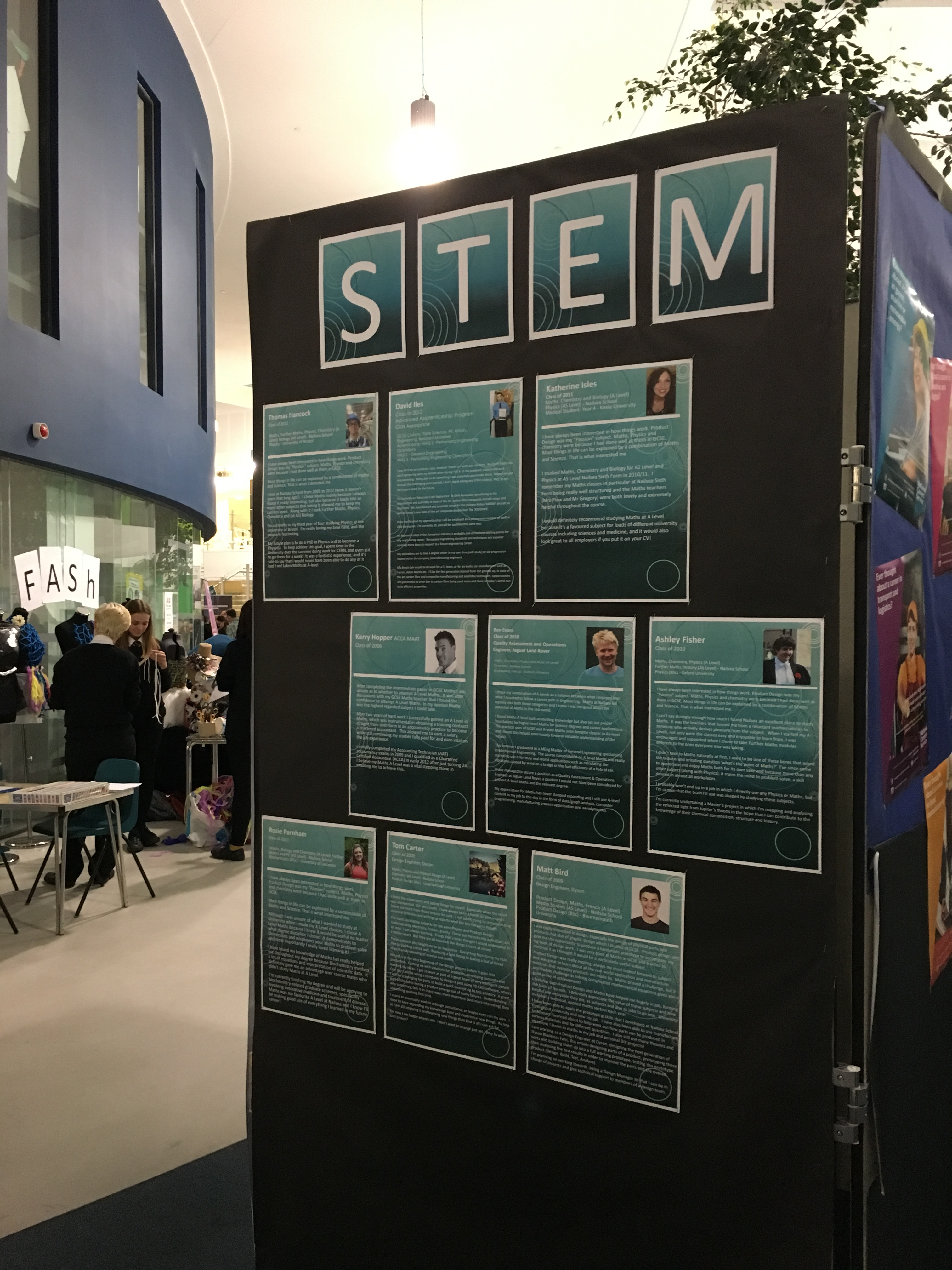 STEM evening 2016