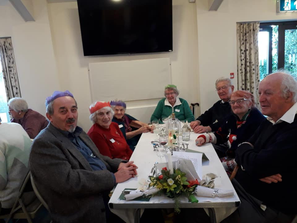 Nailsea Christmas community lunch