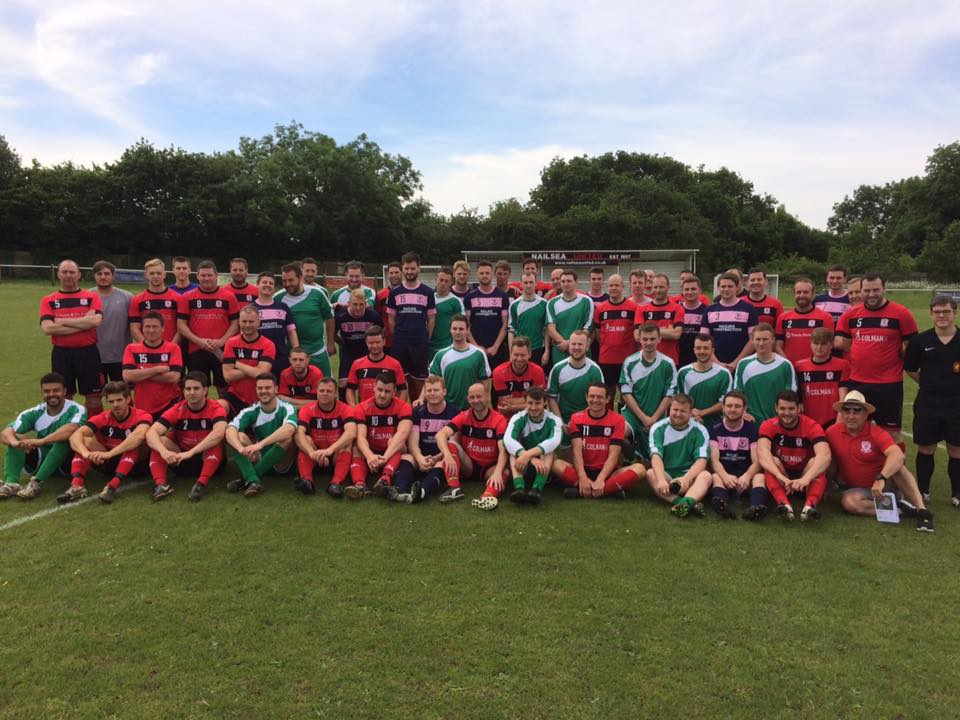 Nailsea United FC Heroes Day 2017