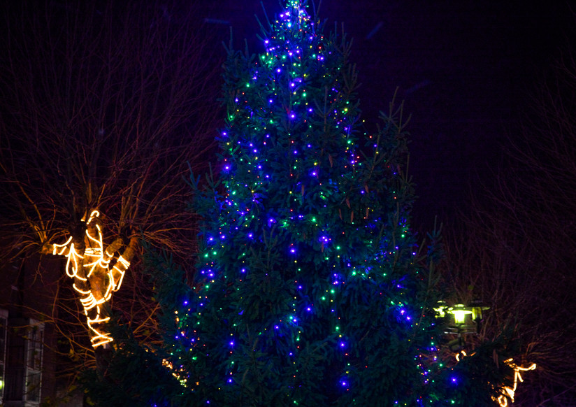 Nailsea Christmas fair 2018