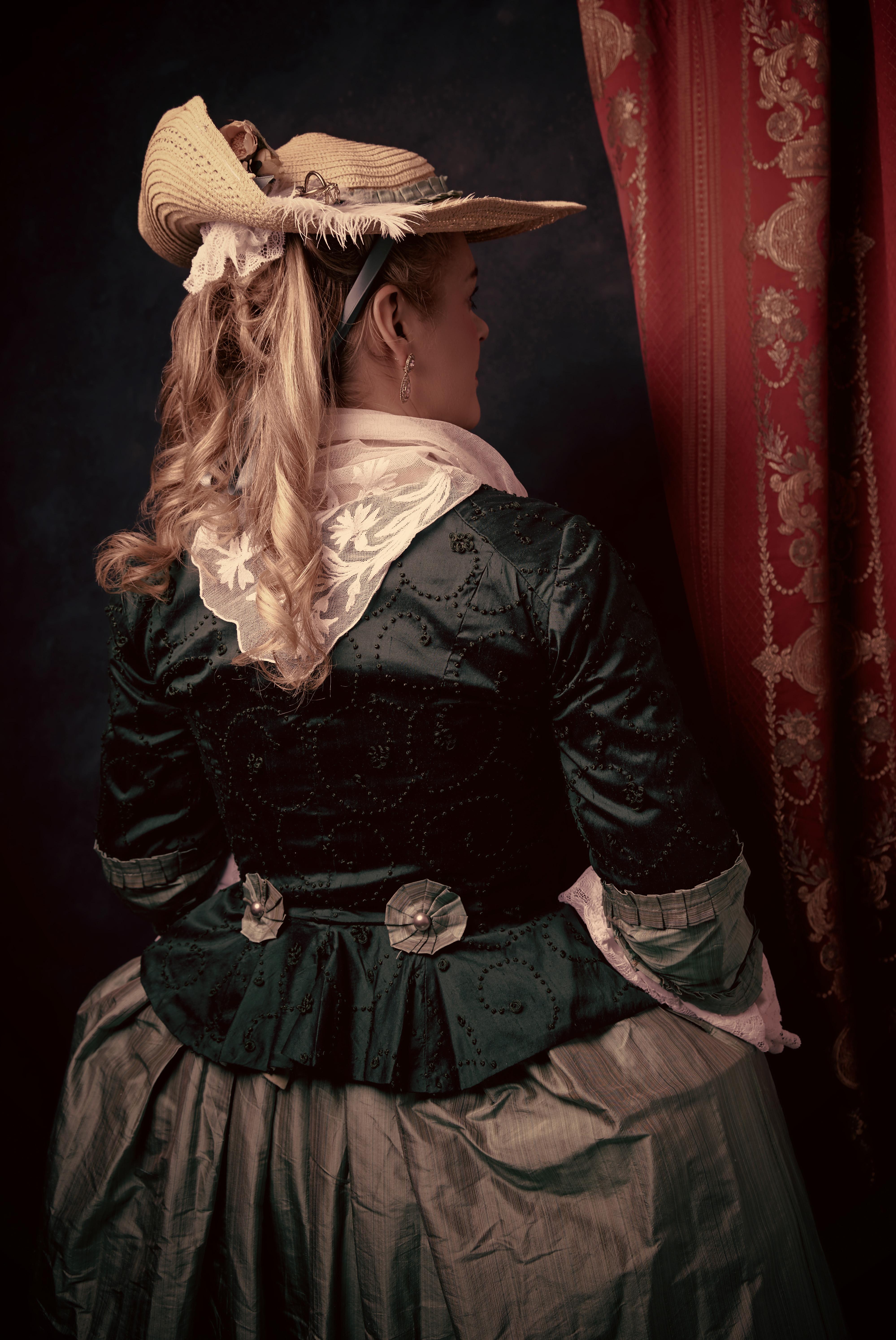 Jacke und Petticoat
