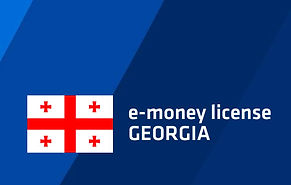 e-money banking crypto license georgia