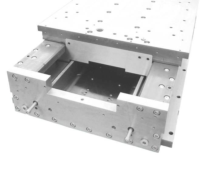 瑞峯貿易 Zollern 液靜壓軸承線性滑軌 05