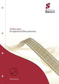 ESBand 捲菸帶及吸絲帶