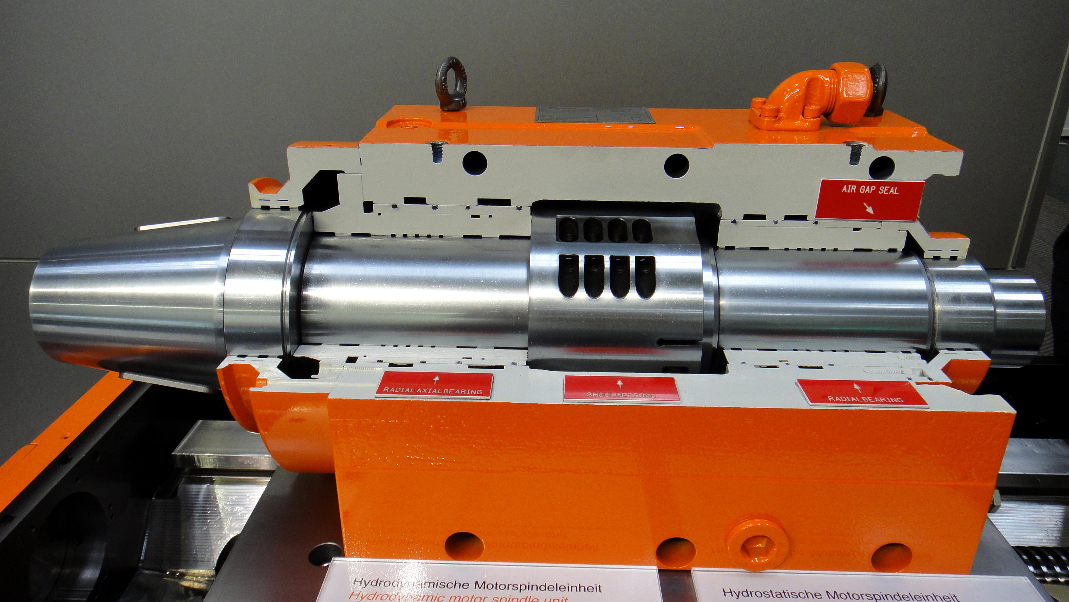 瑞峯貿易 ZOLLERN 液靜壓主軸 004