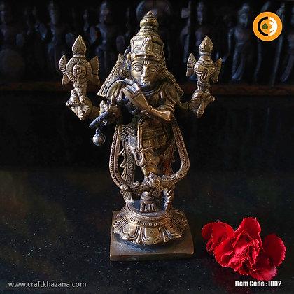 Venugopal brass idol