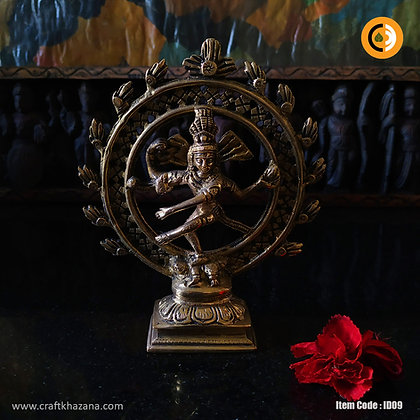 Nataraja,dancing shiva idol