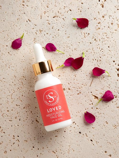 Loved Skin - Moisturizing Face Oil