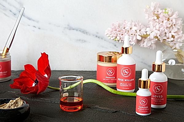 organic, vegan skin care