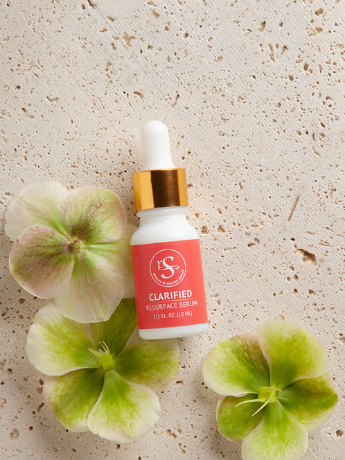 Clarified Skin - Resurfacing Serum