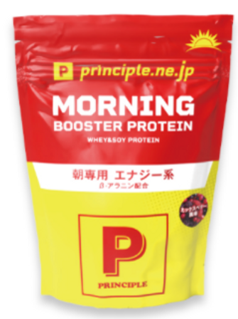 MORNING BOOSTER PROTEIN