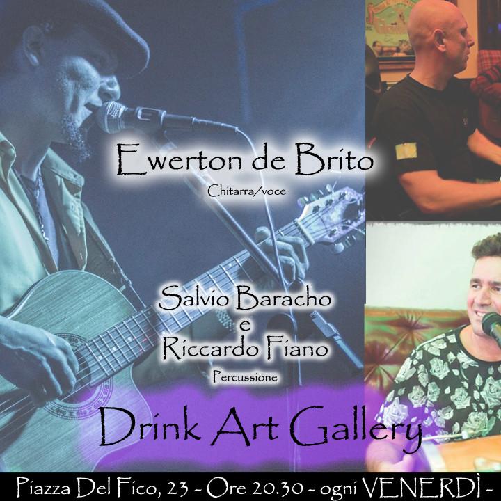Drink Art Gallery - Altro Brasile