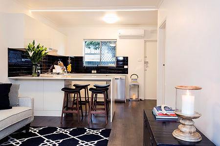 Loune Room Kitchen
