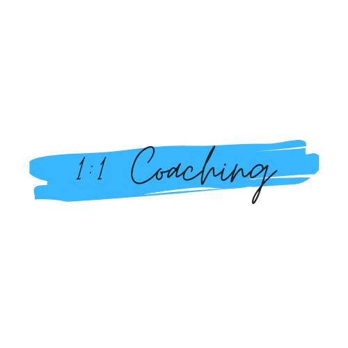 1:1 Self-Care Coaching