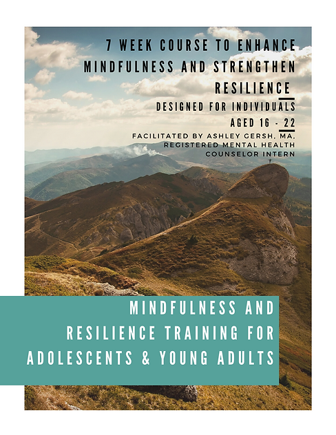 Mindfulness and Resilience Group Flyer.p