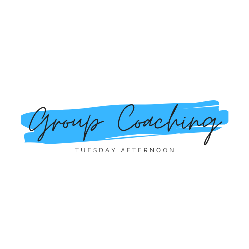 Group Coaching Tuesday Afternoons