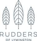 Rudder's of Lymington Logo