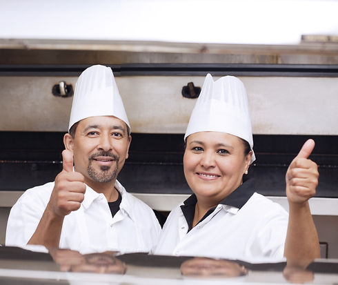 Our loving & dedicated Cebollines cooks