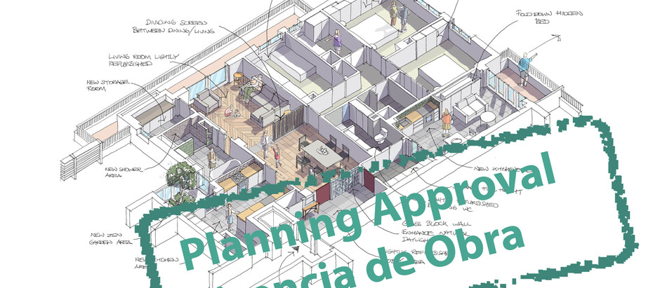 Cadiz Planning Approval