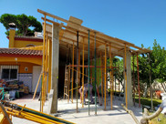Erection of the Concrete Structure
