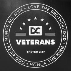 Autocollant Veterans