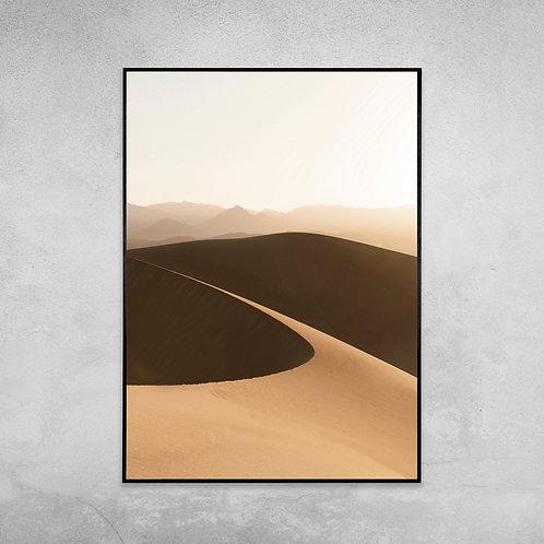 Fresh air in Death Valley.