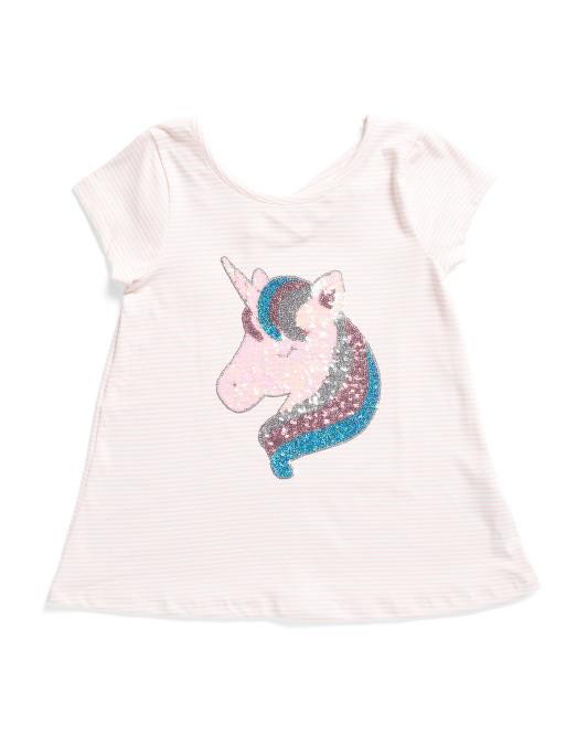 Unicorn shirt sizes 7,8,10,12