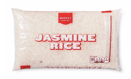 best deal on jasmine rice at Target