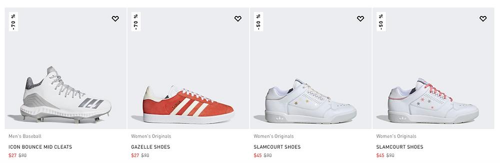 Adidas Anniversary Sale