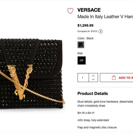 Burberry, Longchamp, Versace on Sale At TJMaxx July 13, 2021