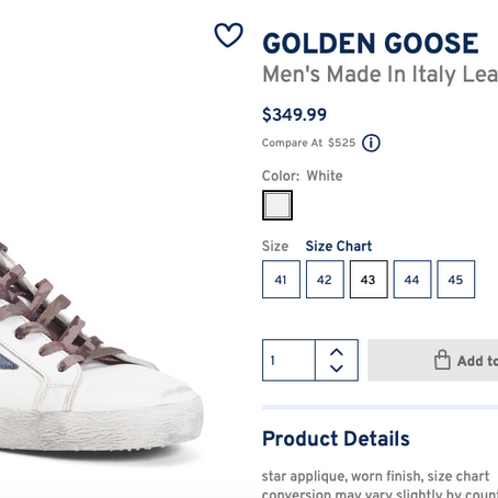 Golden Goose On Sale At Marshalls! Wow