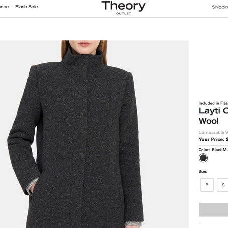 Theory On Sale Up To 80% OFF