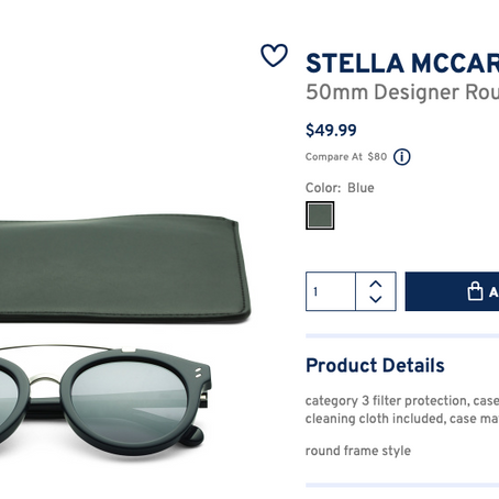 Furla, Stella McCartney, Dior Sunglasses At Marshalls Starting From $49.99