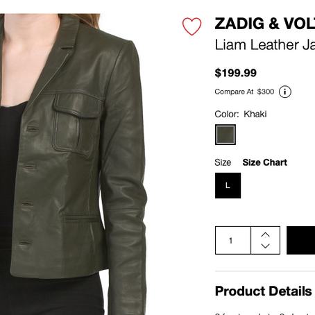 Leather Beauties At Amazing Prices At TJMaxx