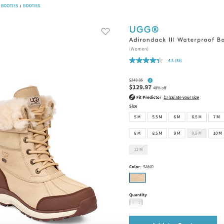Ugg Boots And Shoes Half Off At Nordstrom Rack