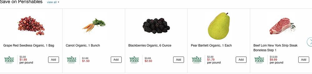 Whole Foods Savings 09/11-09/17