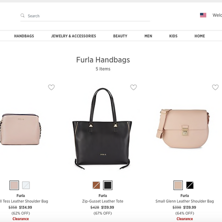 Furla Handbags On Sale Up To 67% Off At SaksOff5th Starting At $134.99