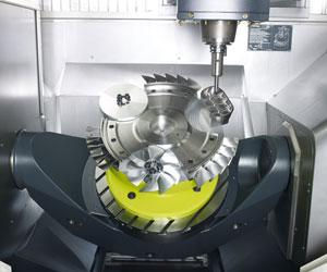 5-AXIS MILL - DMU 65 monoBLOCK Mechanical Engineering - Kizan Precision Engineering, Inc - www.KizEng.com