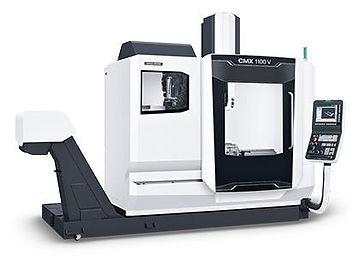 CNC MILL - CMX 1100 V -www.KizEng.com
