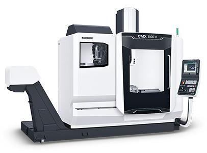 CNC MILL - CMX 1100 V - www.KizEng.com