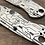 Thumbnail: CIRCUIT BOARD engraved Titanium Scales for Spyderco Paramilitary 2 Knife Para 2