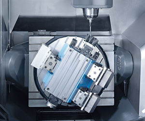 5-AXIS MILL - DMU 65 monoBLOCK 5-axis milling with a redefined swivel rotary table - Kizan Precision Engineering, Inc - www.KizEng.com