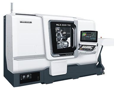 CNC LATHE - NLX 2500 SY | 700 - www.KizEng.com