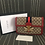Thumbnail: GUCCI Queen Margaret textured leather-trimmed printed coated-canvas tote