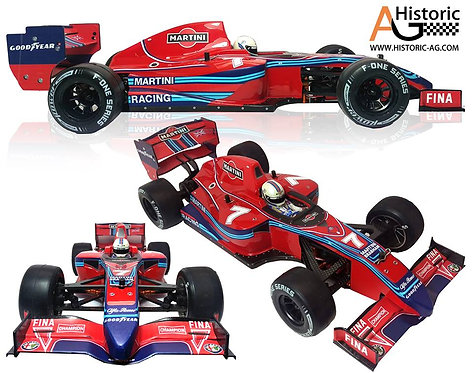 STICKERS BRABHAM BT45