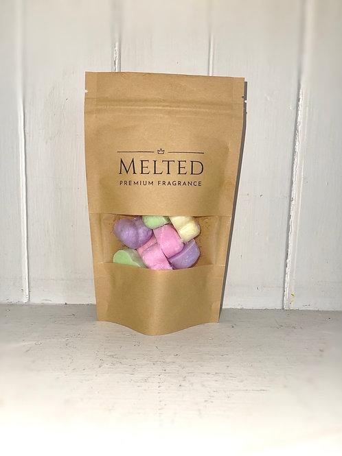 Retro Love Heart Sweet Melts