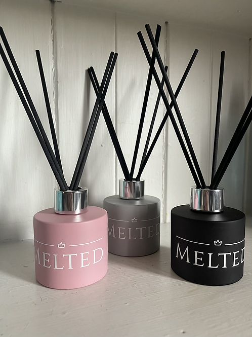 Melted Premium Reed Diffuser